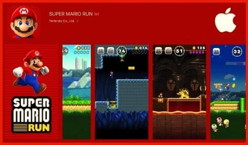 Super Mario run для iPhone и iPad