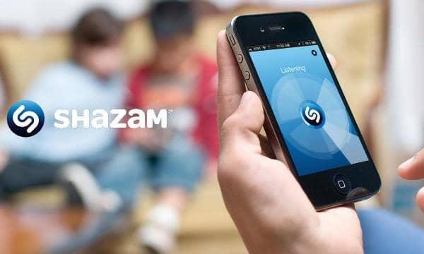 приложение Shazam для айфона
