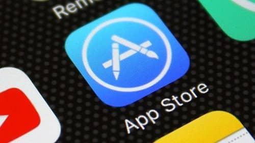 app store ios