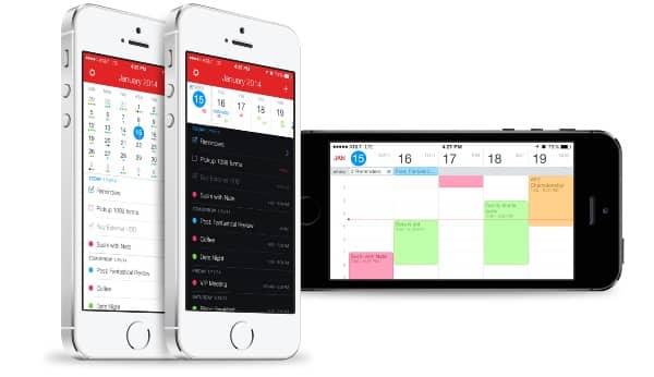 приложение Fantastical для айфона