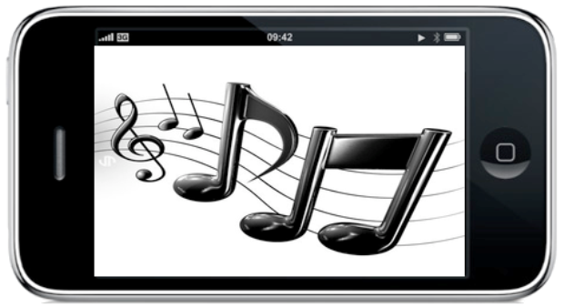 мелодия на айфон