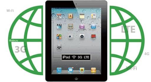 Как настроить Интернет на iPad